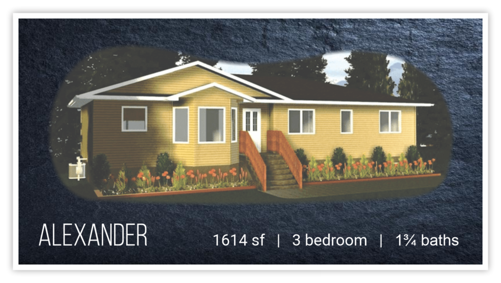 Alexander Ready to Move Home Builders