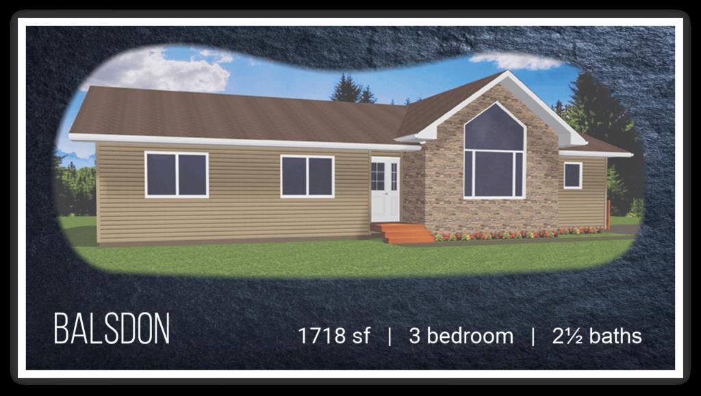 Balsdon RTM Home Builders
