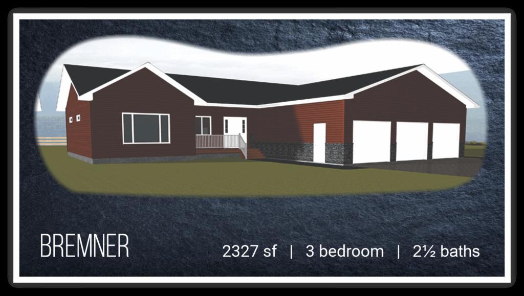 Bremner RTM Custom Homes in Manitoba
