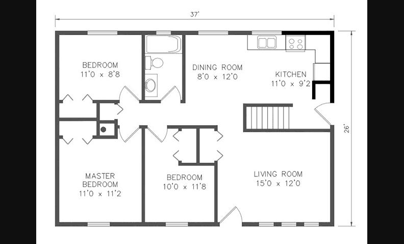 Charlene RTM Floor Plan for Custom Home Builds