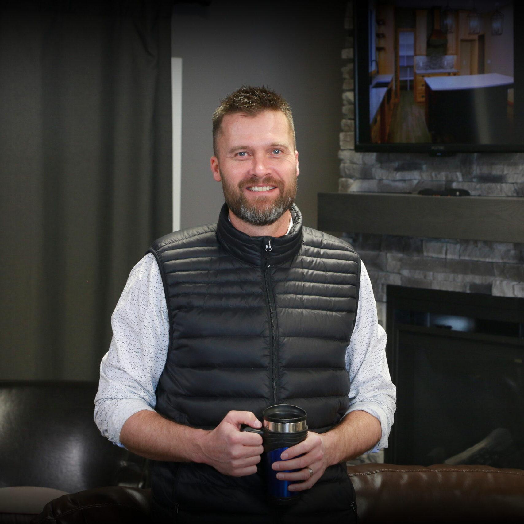 Mike Klassen of Pioneer Homes
