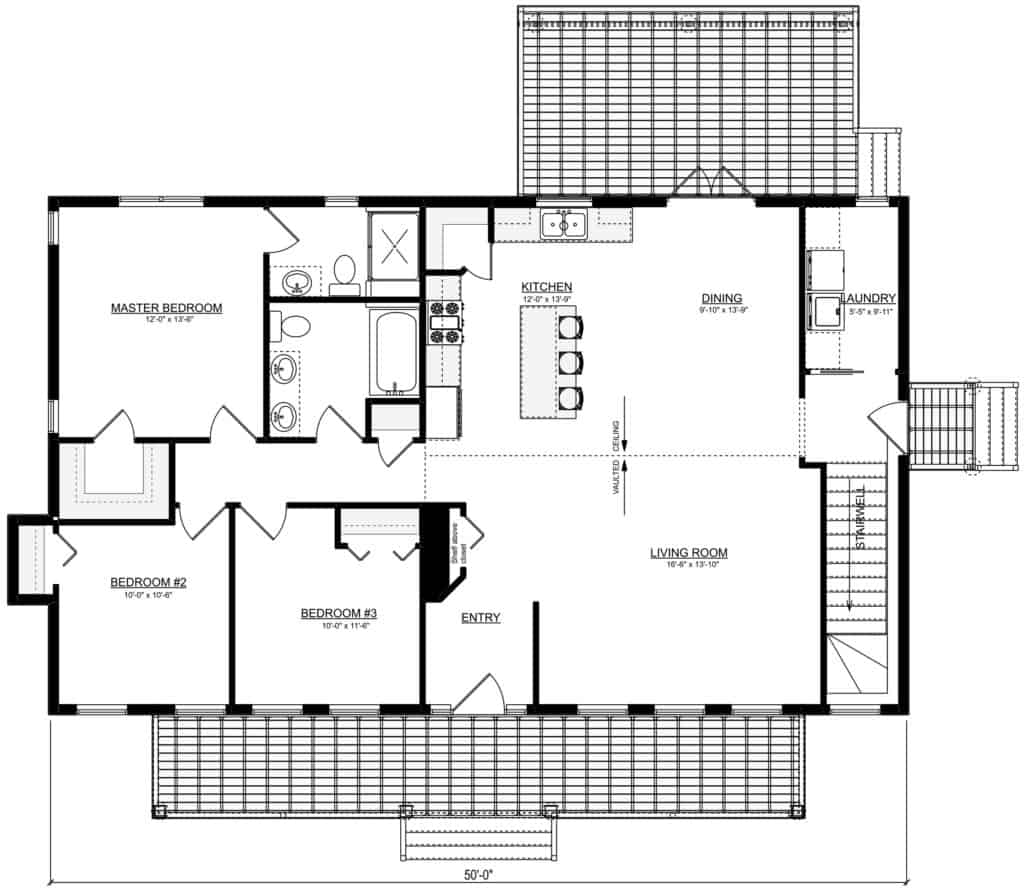 Sabourin RTM Customized Home Builds